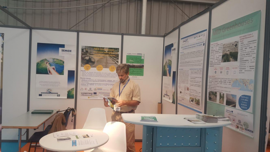 LIFE ANADRY at MED'Agri 2018