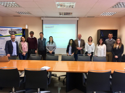 LIFE-ANADRY Concludes its Final Technical Meeting and Visit 2019