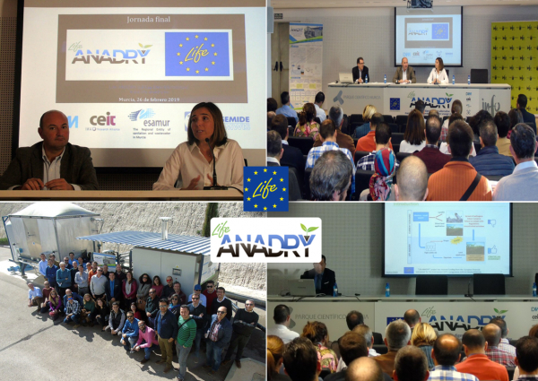 Successful Final Infoday of Life-ANADRY project