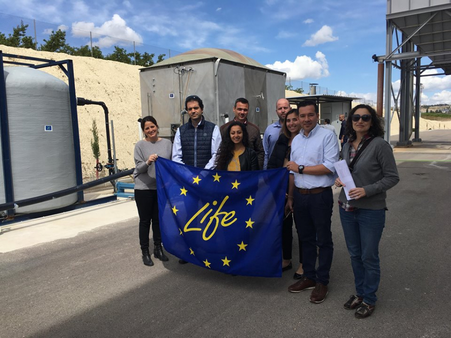 Life-ANADRY Concludes its Technical Meeting and Monitoring Visit 2018